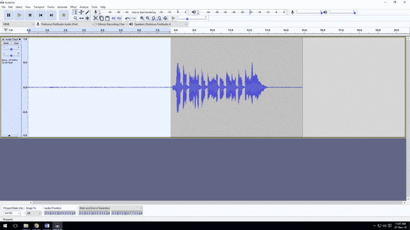 How to REMOVE Background Noise from Audio for Free - The