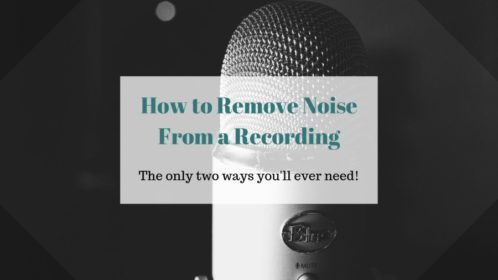 How to REMOVE Background Noise from Audio for Free