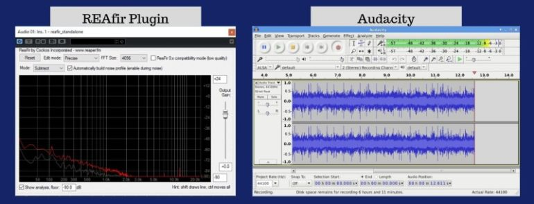 Remove Reverb From Audio Audacity