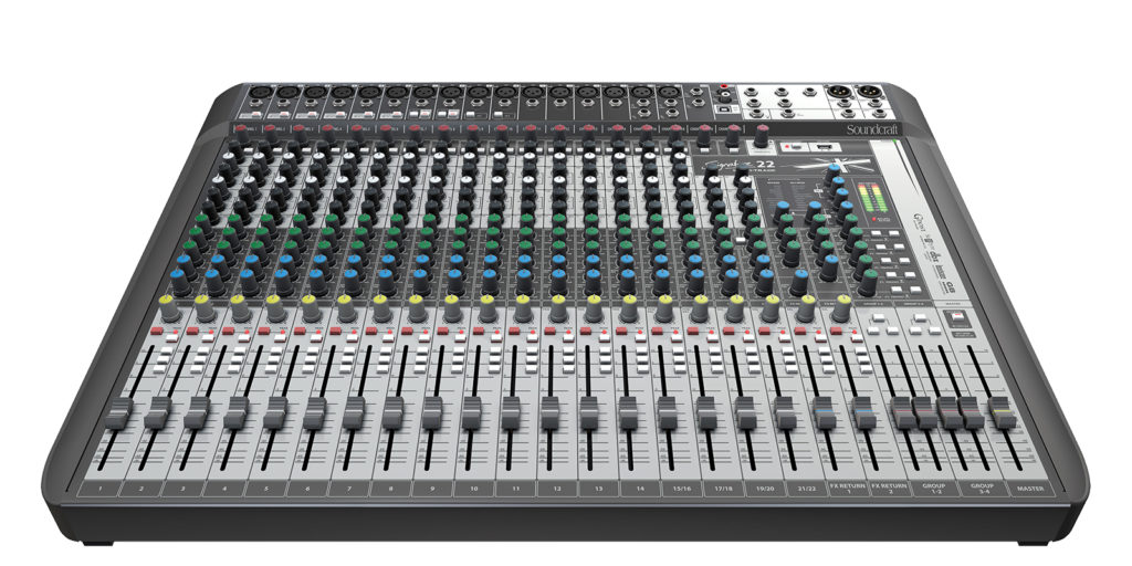 Soundcraft Signature MTK 22