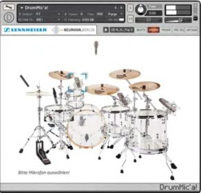 DrumMic'a! by Sennheiser