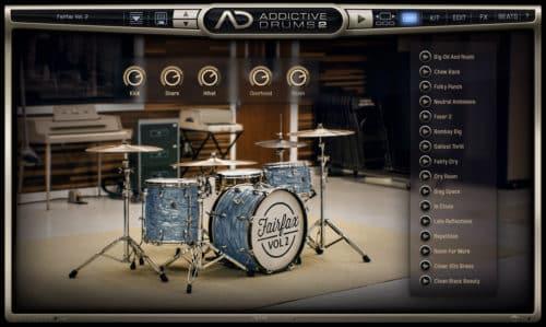 XNL Audio Addictive Drums 2