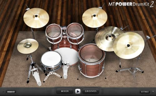 MT Power DrumKit 2