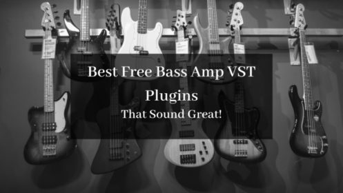 Best Free Bass Amp VST/AU Plugins that actually sound Great!