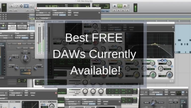 Free DAWs Available Right Now: Number Four Rocks! - The Home