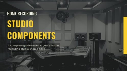 Essential Home Recording Studio Components Guide!