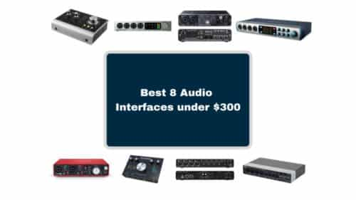 8 BEST Audio Interfaces under $300 in 2020!