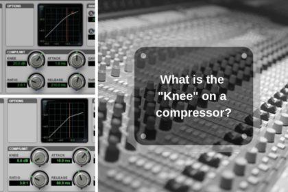 "What is the ""Knee"" on a compressor?"