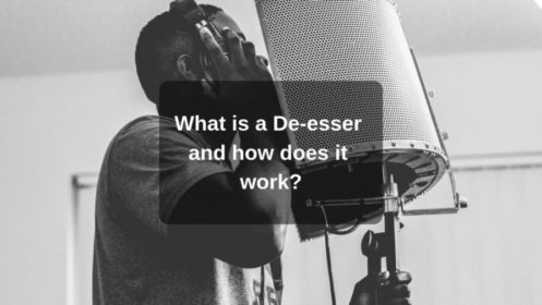What is a De-esser and how does it work?