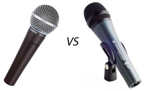 Sennheiser e835 vs Shure SM58; Read Before You Buy!