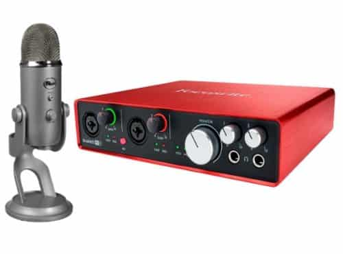 USB Microphone or Audio Interface. Which should you use?