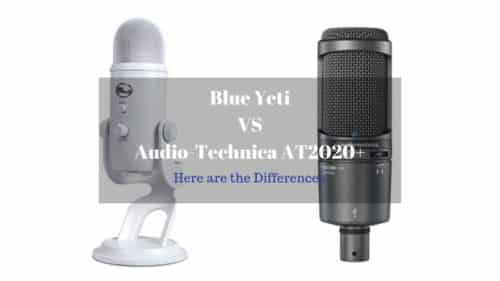Blue Yeti vs AT2020+; Battle of the Top USB Microphones!