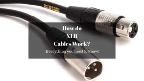 How do XLR Cables Work? Find our more Here!