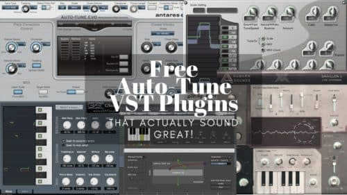 The Best Free Auto-Tune VST/AU Plugins of 2020!