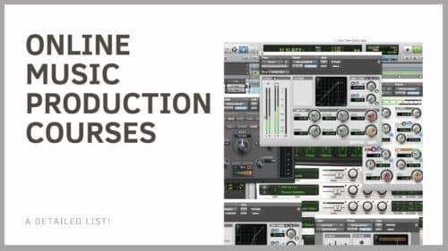 Best 29 Online Music Production Courses