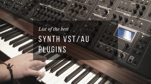 The 16 Best Synth VST/AU Plugins of 2020!