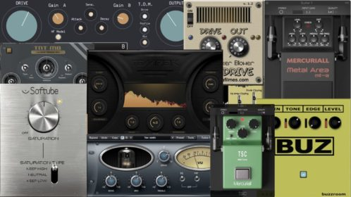 Best 16 Free Distortion VST/AU Plugins that sound Great!