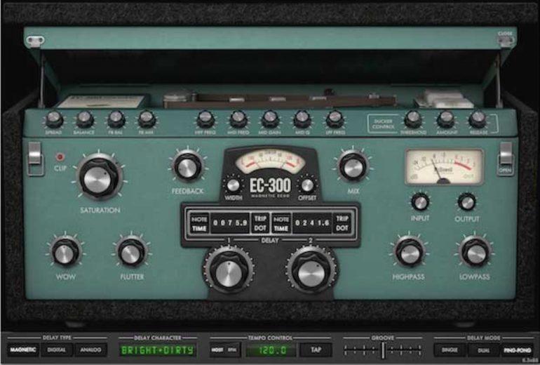 EC-300 Echo Collection HD by McDSP