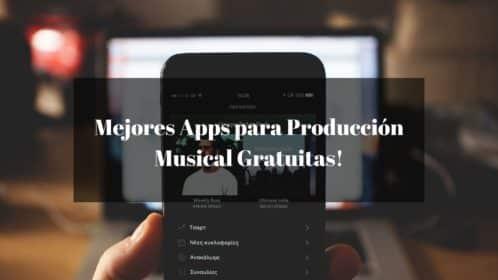 Las 12 Mejores Apps para Producción Musical Gratuitas!