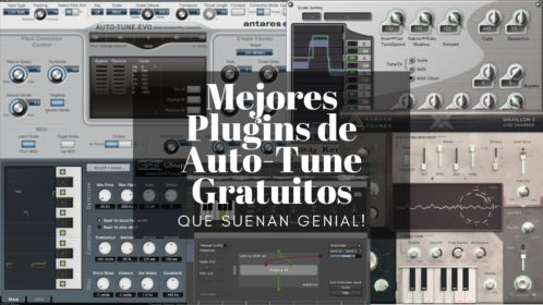Mejores Plugins Auto-Tune Gratuitos; Con links de descarga!