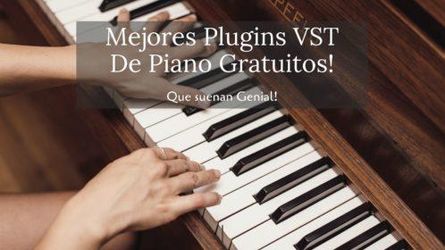 Los Mejores Plugins VST/AU de Piano que suenan Genial!
