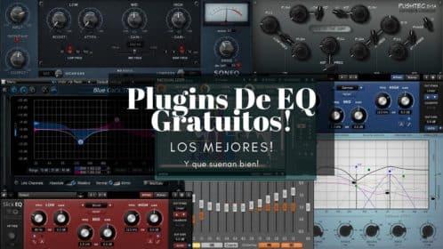 Mejores Plugins de EQ Gratuitos que suenan fenomenal!