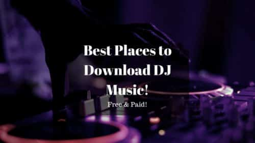Best Places for DJs to Download Music; Websites & Pools!