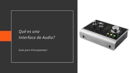 Qué es una Interfaz de Audio? Guía para Principiantes!
