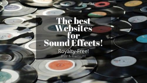 12 Websites for Royalty-Free Sound Effects; Free & Premium!
