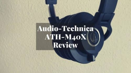 Audio-Technica ATH-M40X Review after Months of Use!