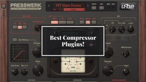 The Best Compressor Plugins; The complete List!
