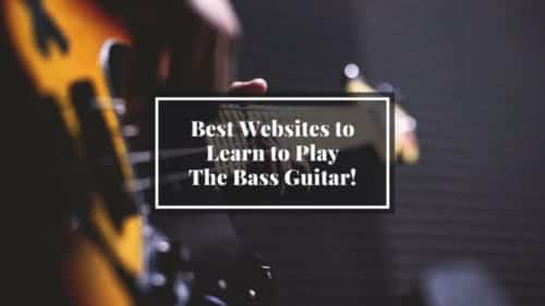 The 12 Best Websites for Online Bass Lessons!