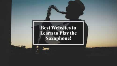 The 12 Best Websites to learn the Saxophone; Free & Paid.