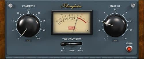 MJUC Jr. Review: A Free Compressor by Klanghelm!