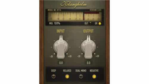 DC1A a Free Compressor by Klanghelm: Review!