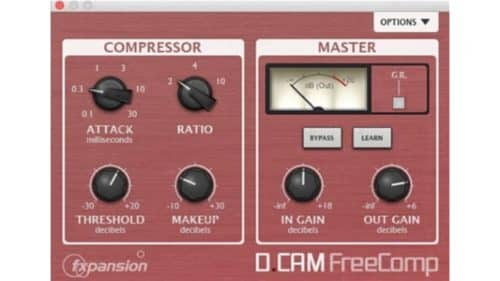 DCAM FreeComp By FXpansion Review!