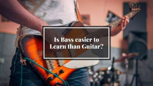 Is Bass really easier to learn and play than Guitar?