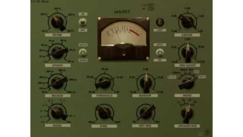 Molot is a Free Compressor by Vladg/Sound; Review!