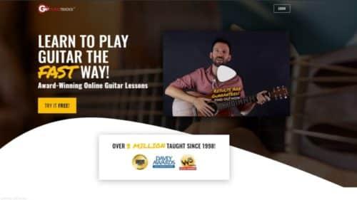 GuitarTricks Review 2020; is it still worth it?